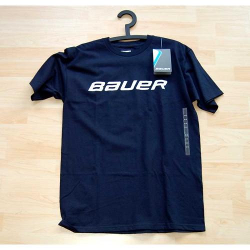 Bauer logo teeshirt